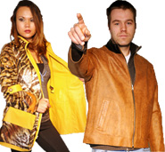 Leather Jackets from Sison Furs and Leather